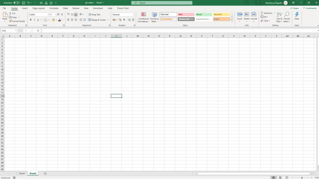 Excel Luka Kobeščak