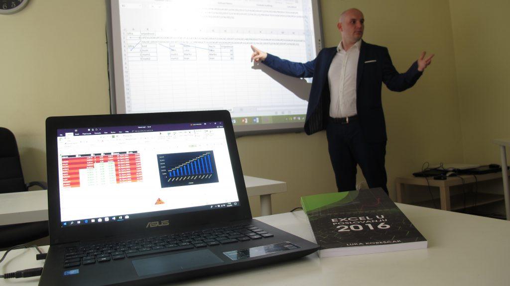 Excel akademija by Luka Kobeščak